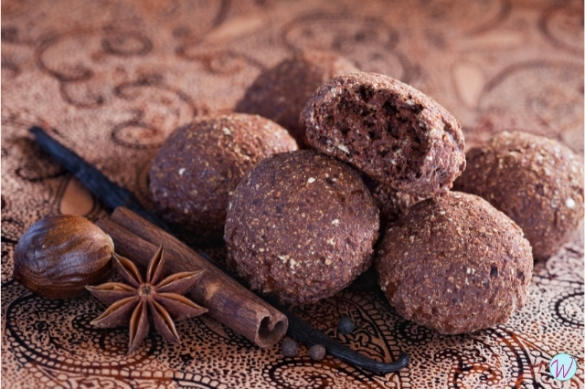 Овсяное печенье с отрубями